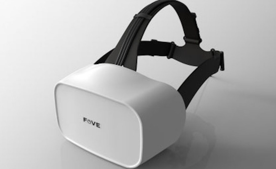 FOVE-Eye-tracking-VR-Headset